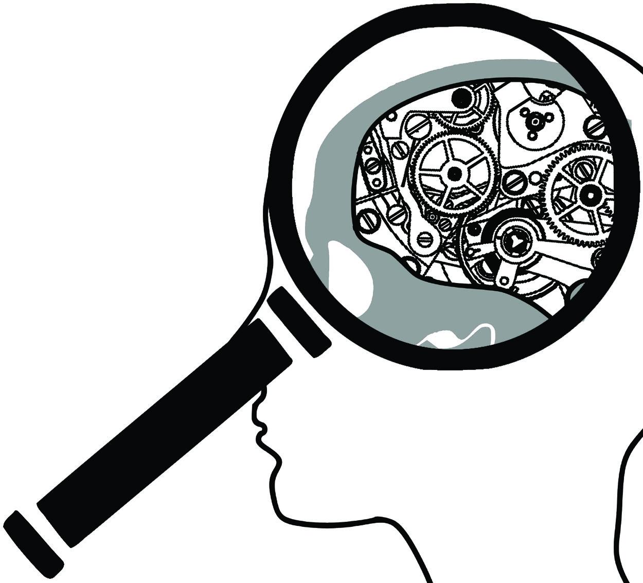 reveal Jung's mental mechanisms