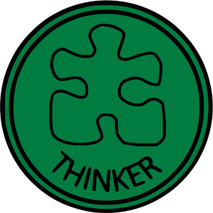 Thinker Personality Style icon